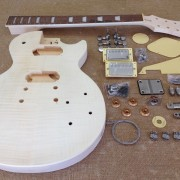 LP Style - Flame Maple Top