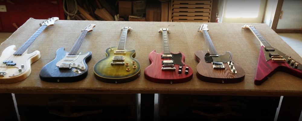 Which Guitar Model